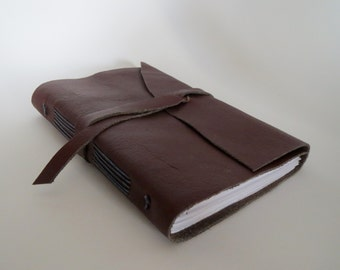 Small Leather Journal