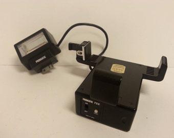 Free Shipping!! Promatic FSX Polaroid SX-70 Land Camera Flash Unit WORKS