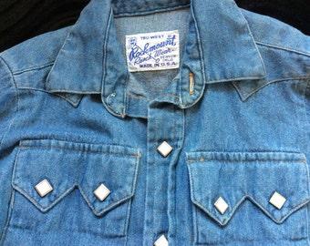 Baby Rockmount Cowboy Shirt - Baby