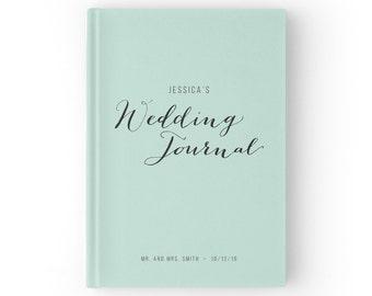 Wedding planner book etsy wedding planner book mint wedding journal bridal book wedding planning book 5 junglespirit Images