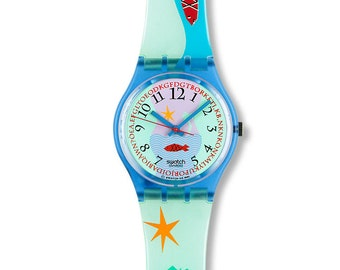 Swatch Hookipa GN118  - NEW OLD STOCK - with Original Box