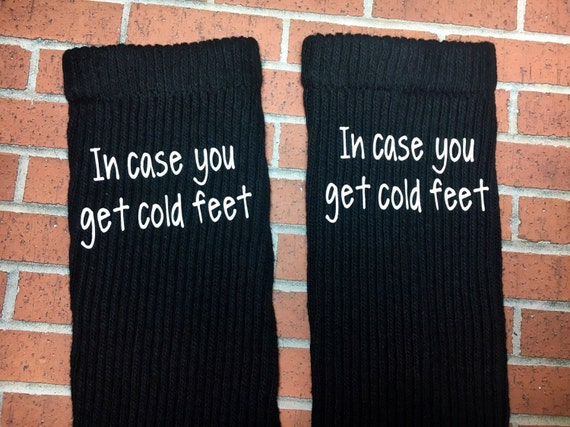 Cold feet dating