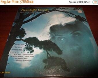 Save 70% Today Vintage 1959 Vinyl LP Record Moonlight Sonata Morton Gould Orchestra Very Good Condition 851