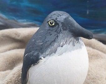 Little Blue Penguin gourd