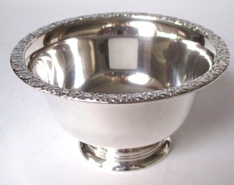 F. B. Rogers Silver Co. Sterling Silver 4.75 Inch Bowl