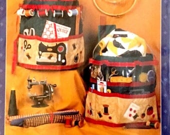 Ozark Crafts Pattern #728 Sew and Go Caddy