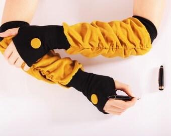 Warm arm warmers - arm - warmers - Armwarmes