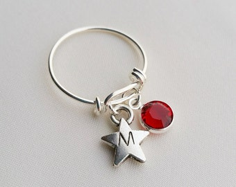 I'm a Star Adjustable Ring