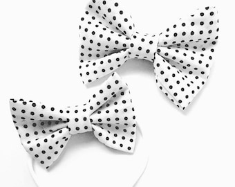 Matching Hair Bow Add-On
