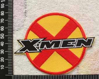 Super Hero X-Men Iron on Logo Patch CD138