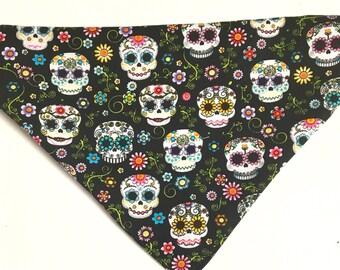 Sugar skulls bandana