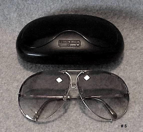 PORSCHE Design Sunglasses Gold by CARRERA 5621 40 Mint NOS