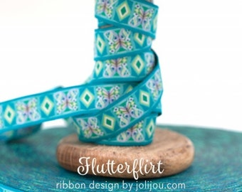 "Ribbon color mix ""Flutterflirt"""