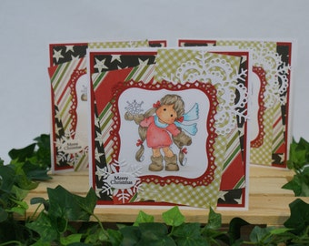 Merry Christmas #3 Greeting Card