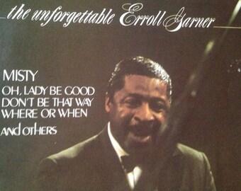 The Unforgettable Erroll Garner - 2 x vinyl record