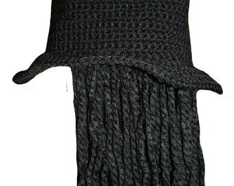 Slash Inspired Crocheted Hat