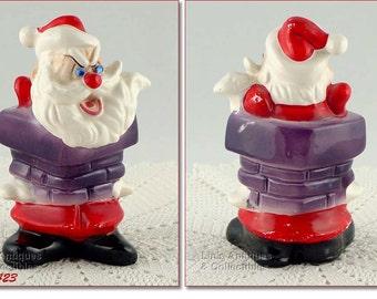 Kreiss Psycho Santa Figurine (Inventory #CH1423)