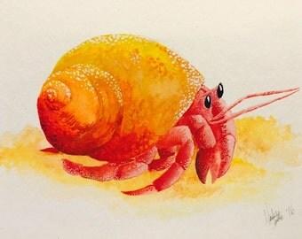 Hermit Crab Shuffle