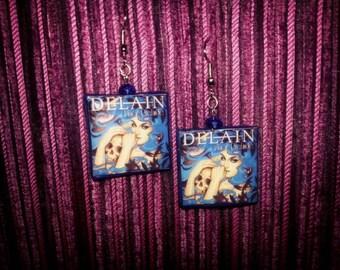 Delain Lunar Prelude Handmade Earrings