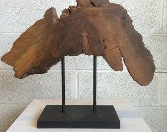 Teak Wood Sculpture