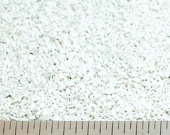 Crushed Howlite - Small Sand - 100% Natural Without Fillers