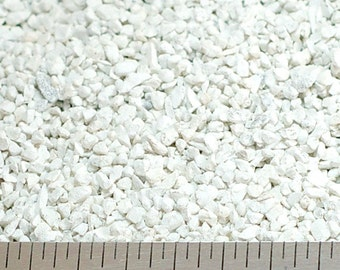 Crushed Howlite - Large Sand - 100% Natural Without Fillers