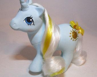 My Little Pony CUSTOM G1 Baby Sunbeam - Baby Custom Pony