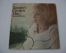 Unique Tammy Wynette Related Items Etsy