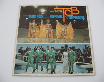 Diana Ross & The Supremes with The Temptations - TCB - 1968