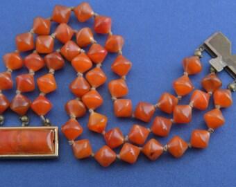 Plastic 1930's Bracelet