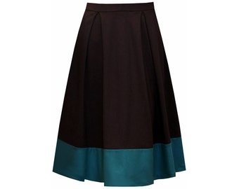 Pleated skirt Kelly