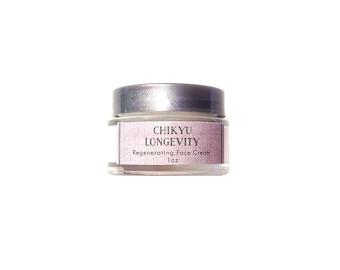 Moisturize, Wrinkles, Fine Lines, Alpha Hydroxy's, Hyaluronic Acid, Aging Skin, Skin Corrector, LONGEVITY Regenerating Face Cream