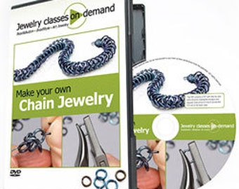 Make Your Own Chain Jewelry - DVD (VT2529)