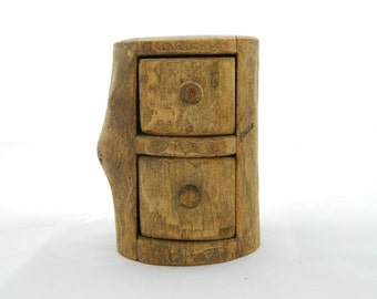 Wooden box, Wooden box with drawers, Jewellery box
