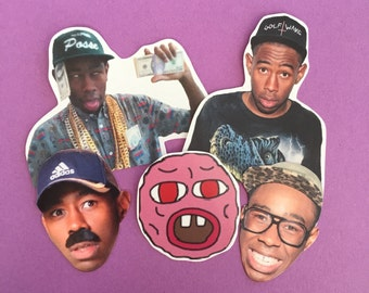 Tyler the Creator sticker set