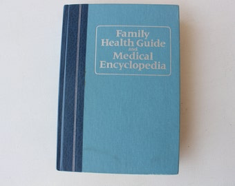 Family Health Guide and Medical Encyclopedia, Reader's Digest, Benjamin F. Miller, M.D., Copyright 1976, New Revised Edition,Hardbound