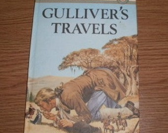 Ladybird Children's Classics Gulliver's Travels series 740
