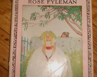 Fairies and Chimneys book by Rose Fyleman Hardback 1950 FREE SHIP