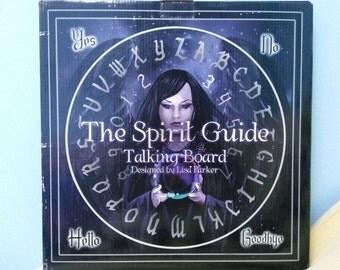 Ouija Board, Talking Board, Spirit Board.