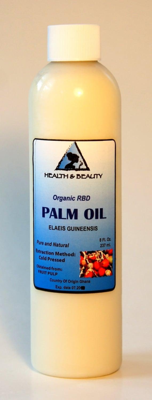 Palm Fruit Oil Natural Vitamin E
