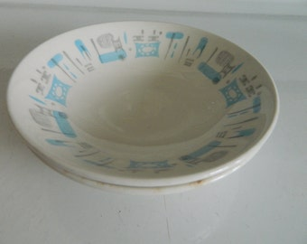 Blue Heaven by Royal / fruit bowls / berry bowls / dessert bowls