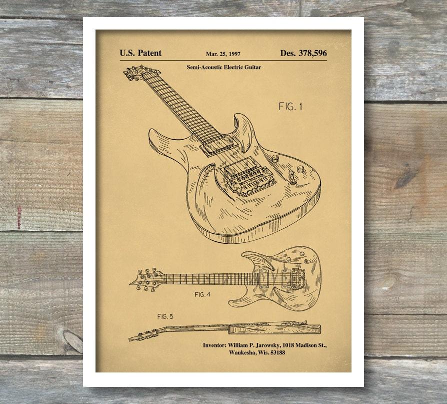 Guitar Wall Art Ideas - art decor ideas picture - more detailed ...