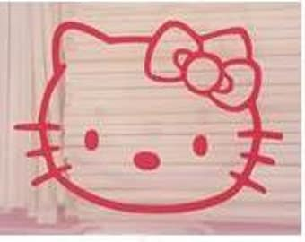 Cute Kitty Decals  (READ DESCRIPTION before ordering)