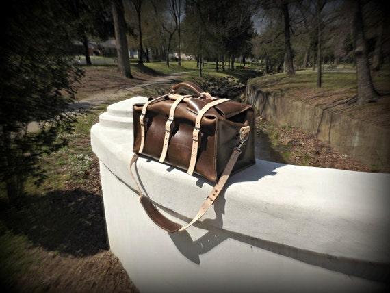 Completely Custom Duffel / Tote Bag