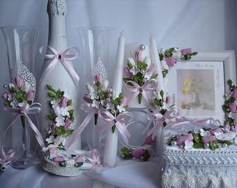 "Wedding package ""tulips"""