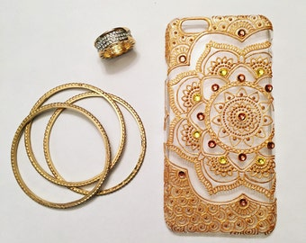 Henna Inspired iPhone 6 Case