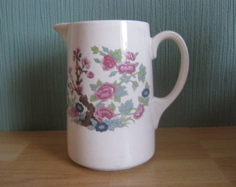 Vintage Royal Leighton Ware Jug/Pitcher