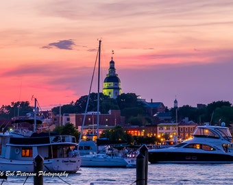 Annapolis Sunset II