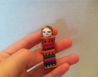Worry Doll - One Little Worry Doll To Tell Your Troubles To!