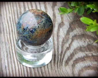 Rare Pietersite Sphere
